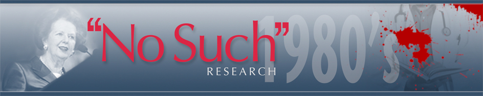 NoSuchResearch