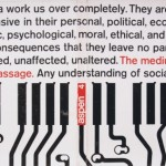 ASPEN MAGAZINE NO. 4: MARSHALL MCLUHAN ISSUE  – January 1, 1967 (Read a  discussion on ASPEN)
