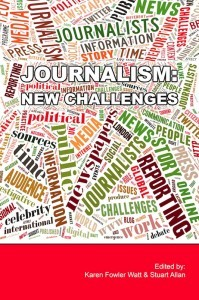 Journalism New Challenges cover