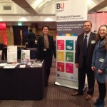 Greener futures: BU Staff deliver a Green Energy & Economies masterclass at GovToday 2012
