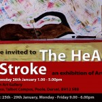 HeART of Stroke exhibition
