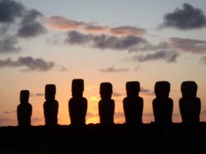 Tongariki, Rapa Nui (Easter Island)