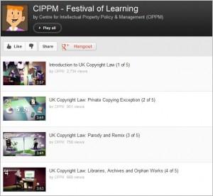 cippm youtube