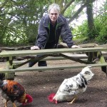 "Dr Mark Maltby will lead the £1.94 million project: ""Cultural and Scientific Perceptions of Human-Chicken Interactions.'"