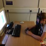 Rhiannon Barrington: Reading, eye movements and developmental dyslexia