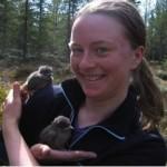 Katharine M. Bowgen: Predicting the effect of environmental change on biodiversity: insights from coastal bird models