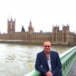 Dr Lilleker at Westminster