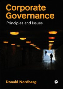 Corporate Governance: Principles and Issues, Sage Publications