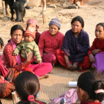 Evaluation of Maternal Health Intervention in rural Nepal