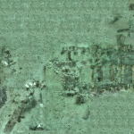Swash Channel Wreck Photomosaic