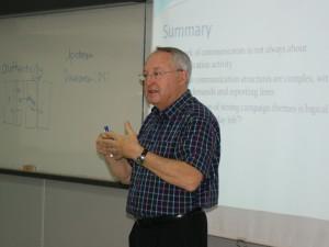 Professor Tom Watson