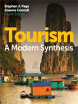 Tourism: A Modern Synthesis cover