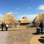Neolithic houses at new Stonehenge Visitor Centre based on BU research