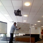 Roger Fox at the 'Introduction to accounting' event