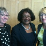 Dr Heather Savigny in Parliament to present research on women MPs in the media