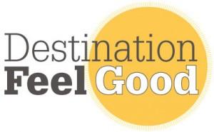 Destination feel good logo