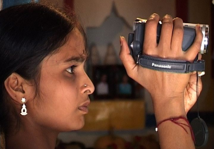 Participatory Filmmaking in Rural India, by Sue Sudbury