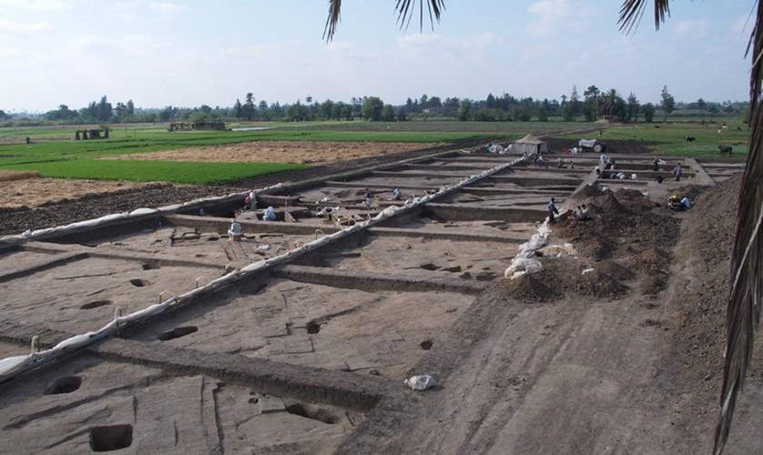 Hyksos palace