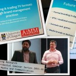 A successful launch of the Faculty Research Seminar Series