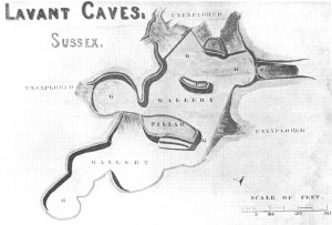 The Lavant Caves