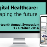 Thirteenth Annual Symposium: 'Digital Healthcare: shaping the future'