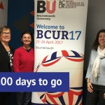 Only 100 days to go until BU welcomes hundreds of undergraduate students from all over the UK to showcase their research at BCUR17