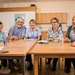 Supporting a caring and creative culture for hospital patients and staff through 'Being Human'