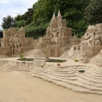 How to build the perfect sandcastle – according to science