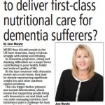 Prof. Jane Murphy's article in Caring UK, December issue