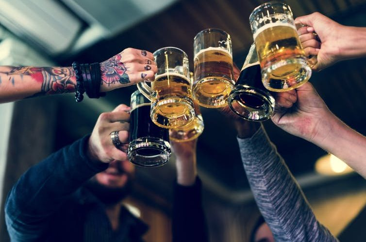 Stop' Know When International – British Habits 'people Don't Research To Drinking On Bu Students